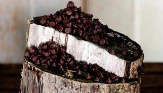 smoked chocolate chips