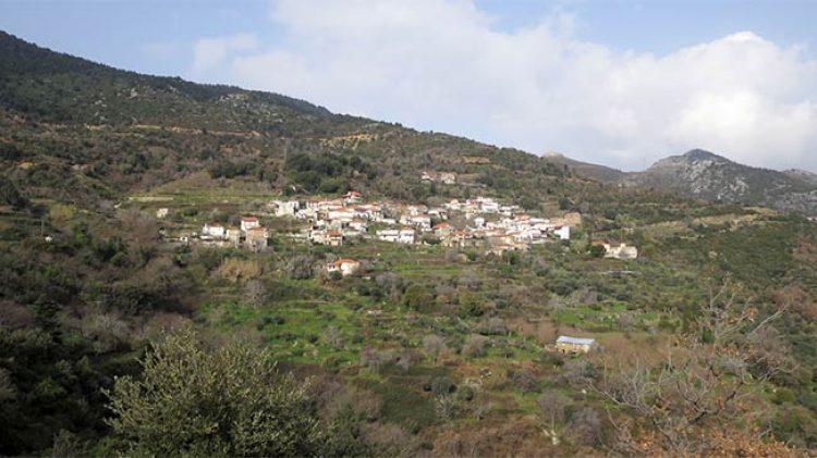 kastania-oil-village